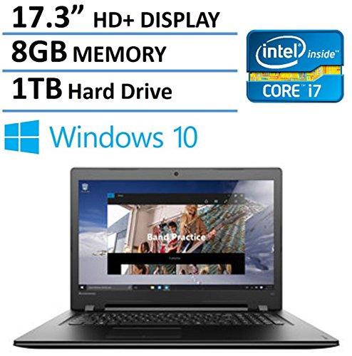 2016-New-Edition-Lenovo-17-inch-High-Performance-Premium-Laptop-6th-Gen-Intel-Skylake-i7-6500U-Processor-25GHz-8GB-Ram-1TB-HDD-DVD-Wireless-AC-173-HD-Display-HDMI-VGA-Windows-10-64bit-0