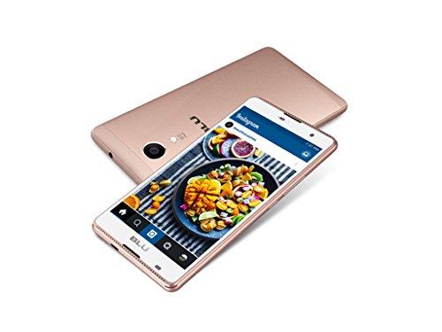 BLU-Grand-55-HD-Cell-Phone-Global-GSM-Unlocked-Dual-SIM-G030L-Pink-0