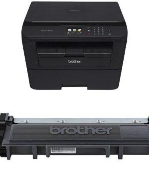 Brother-HL-L2380DW-Wireless-Monochrome-Laser-Printer-Amazon-Dash-Replenishment-Enabled-0