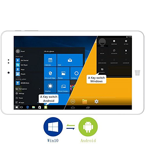 CHUWI-Hi8-8-inch-Windows-10Android-44-Dual-Boot-Tablet-PC-with-Features-of-Intel-Quad-Core-Full-HD-19201200-IPS-Screen-2G-RAM32G-ROM-and-Winkey-0-0