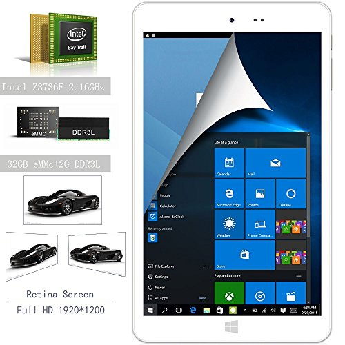 CHUWI-Hi8-8-inch-Windows-10Android-44-Dual-Boot-Tablet-PC-with-Features-of-Intel-Quad-Core-Full-HD-19201200-IPS-Screen-2G-RAM32G-ROM-and-Winkey-0-2