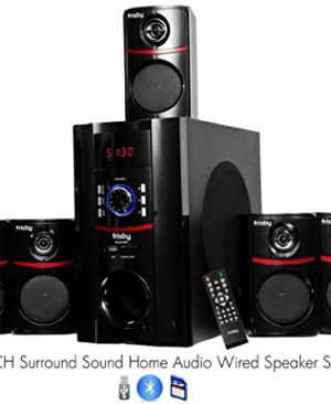 Frisby-FS-5010BT-51-Surround-Sound-Home-Theater-Speakers-System-with-Bluetooth-USBSD-and-Remote-0