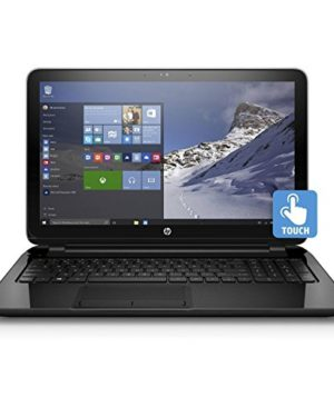 HP-156-Inch-Notebook-Touchscreen-Laptop-AMD-Quad-Core-A8-6410-Processor-20-GHz-up-to-24-GHz-4GB-RAM-500GB-Hard-Drive-DVDCD-Drive-Windows-10-Certified-Refurbished-0