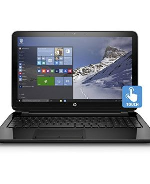 HP-156-Inch-Touchscreen-Notebook-Laptop-Intel-Celeron-N2840-up-to-256GHz-4GB-RAM-500GB-Hard-Drive-DVDCD-Drive-HD-Webcam-Windows-10-Home-64bit-Certified-Refurbished-0