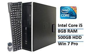 HP-8300-Elite-Small-Form-Factor-Desktop-Computer-Intel-Core-i5-3470-32GHz-Quad-Core-8GB-RAM-500GB-SATA-Windows-710-Pro-64-Bit-USB-30-Display-Port-Certified-Refurbished-0