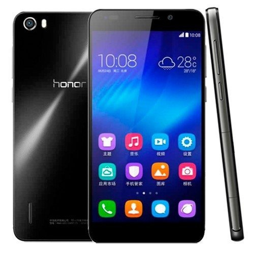 Huawei-Honor-6-Black-50-inch-Android-44-IPS-Screen-Smart-Phone-Kirin-920-8-Core-13GHz-RAM-3GB-16GB-GSM-Network-Micro-SIM-0