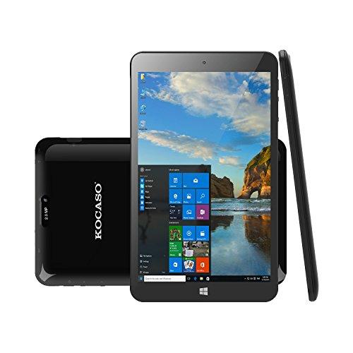 KOCASO-8-Inch-Windows-10-HD-Tablet-PC-Computer-18GHz-Quad-Core-Intel-Processor-1GB-RAM-16GB-Internal-Storage-800x-1280-HD-IPS-Screen-Bluetooth-40-1-Month-Microsoft-Office-Subscription-Black-0-1