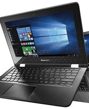 Lenovo-Flex-3-116-TouchScreen-2-in-1-Laptop-PC-Intel-Celeron-processor-4GB-DDR3L-500GB-HD-HD-Webcam-WLAN-80211bgn-Bluetooth-40-Windows-10-0
