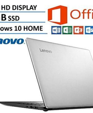 Lenovo-Ideapad-14-inch-High-Performance-Laptop-2016-New-Edition-Intel-Dual-Core-Processor-216GHz-2GB-RAM-64GB-SSD-Webcam-HDMI-Windows-10-Home-64bit-Microsoft-Office-365-1-year-70-Value-0