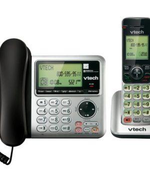 VTech-CS6609-dect60-1-Handset-Landline-Telephone-0
