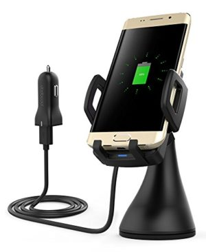 dodocool-Qi-Wireless-Car-Charger-Air-Vent-Car-Mount-360-Degree-Rotating-for-Samsung-Galaxy-S7-S7-Edge-Note5-S6-Edge-Plus-and-Qi-enabled-Devices-0